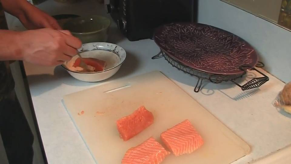 How to make fish sticks fish recipe video for Salmon fish sticks
