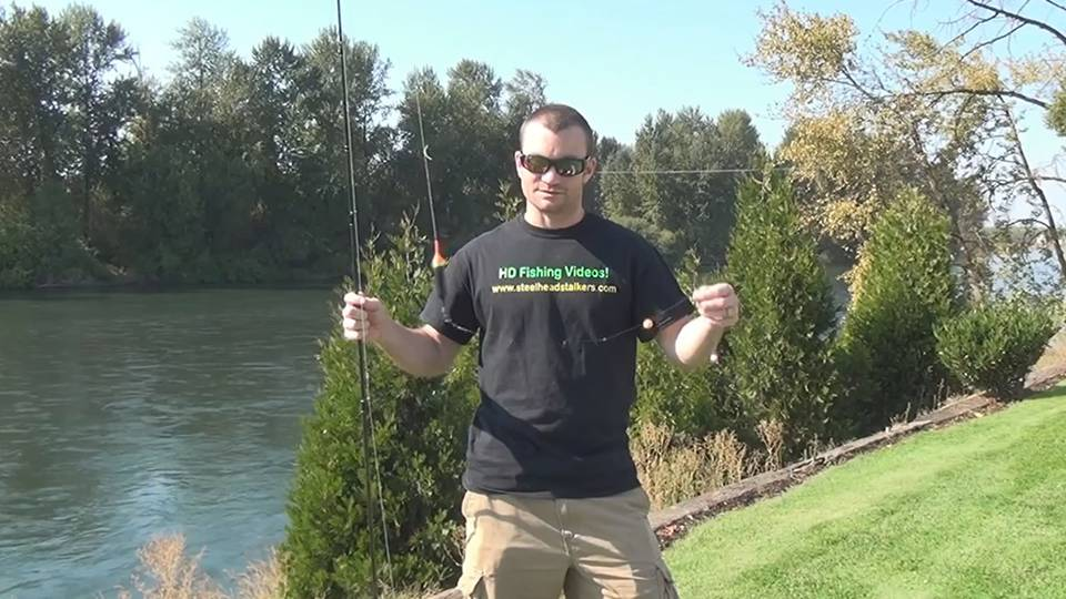 How to rig up for Steelhead Float Fishing